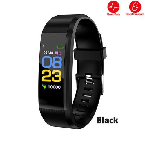 smartband pressão arterial smart bracelet super fit original