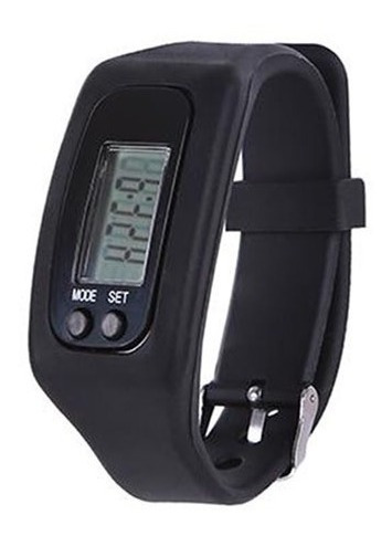 smartband reloj digital podometro cuenta pasos calorias
