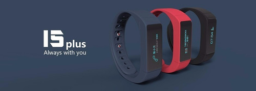 smartband reloj inteligente iwown fit i5 plus