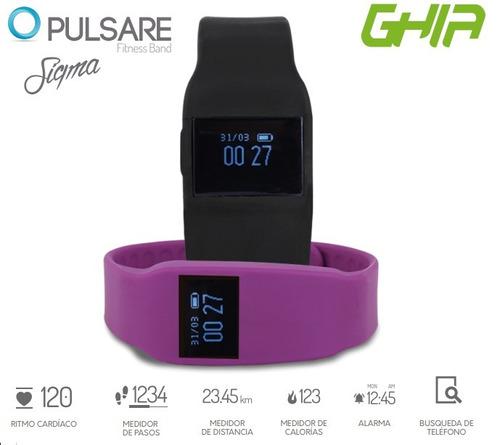 smartbands/ pulsare sigma fitness band
