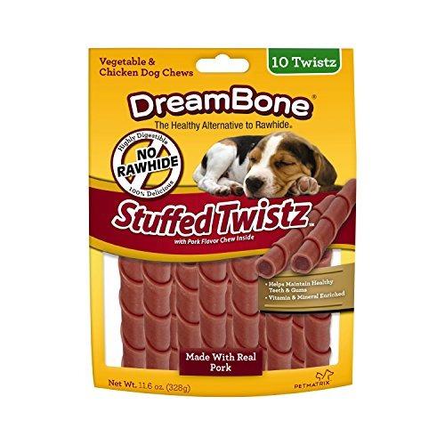 smartbones dreambone twistz relleno hecho con cerdo real sin