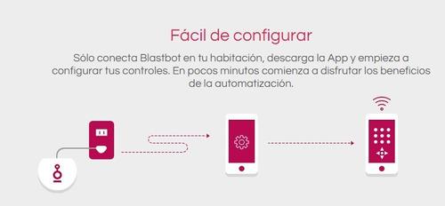 smartcontrol blastbot