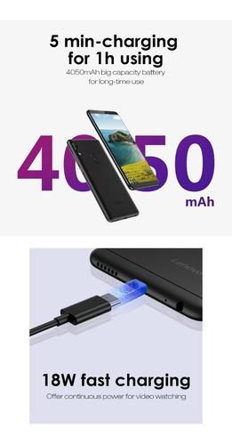 smartphone 4g android 4gb ram/64gb rom 5.99inch lenovo k5 pr