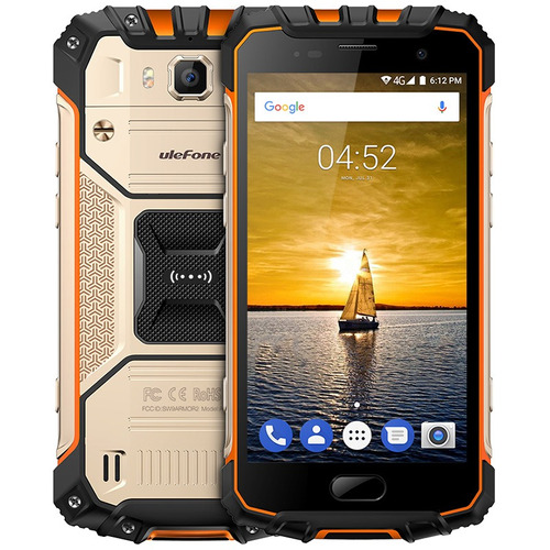 smartphone 4g android(dorado) 5.0inch 6gb ram/64gb rom 16.0m