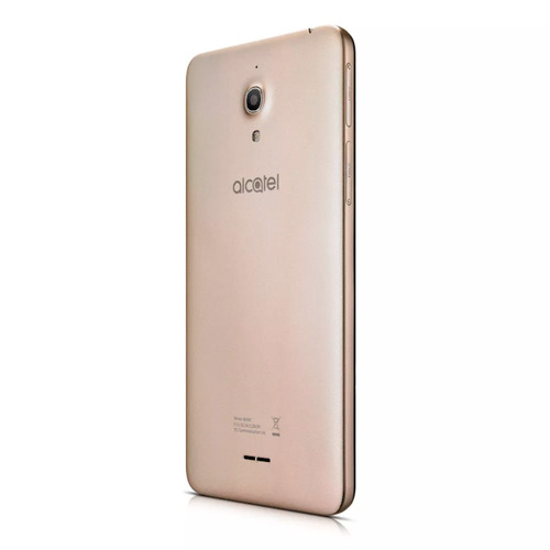 smartphone alcatel a2 xl hd dourado, tela de 6