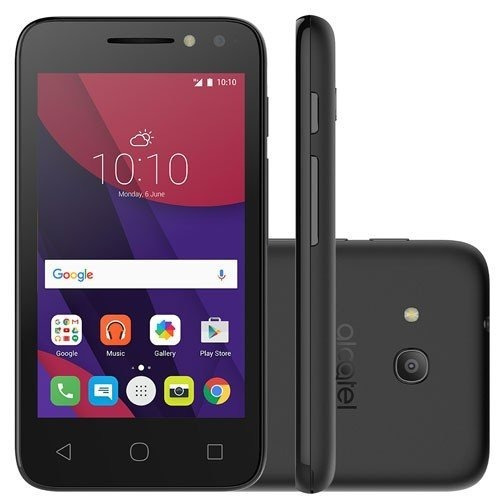 smartphone alcatel pixi 4 4017f dual chip vitrine