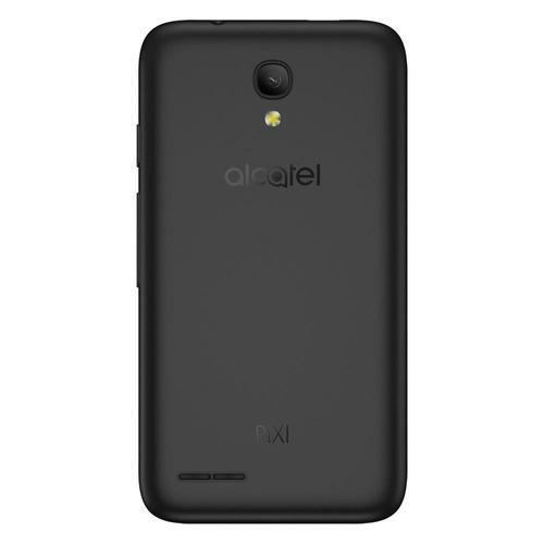 smartphone alcatel pixi4 5mp+1.3mp 4gb - preto (vitrine)