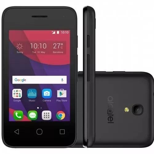 smartphone alcatel pixi4 ot4017f - android, 3g, dual chip