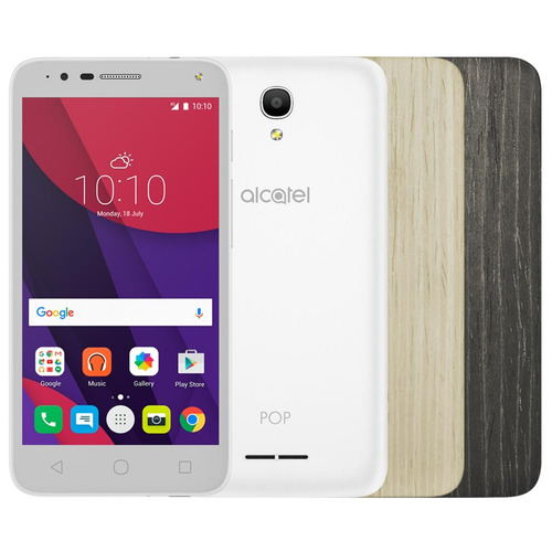 smartphone alcatel pop premium ot5051  dual chip, 4g