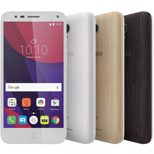 smartphone alcatel pop4 premium 8gb + sd 32gb tela 5' + nf