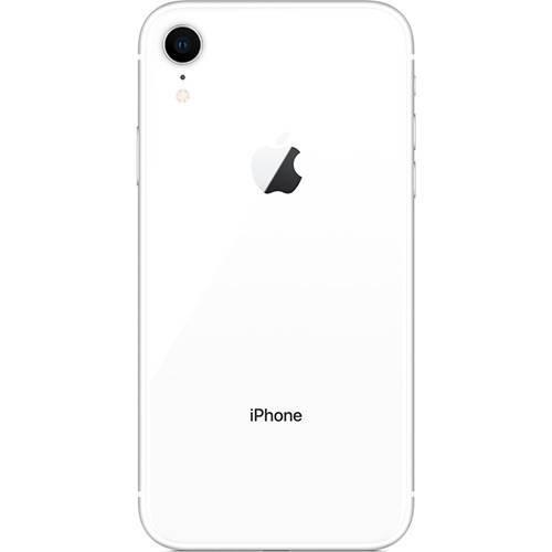 smartphone apple iphone xr 3ram 256gb branco + nfe
