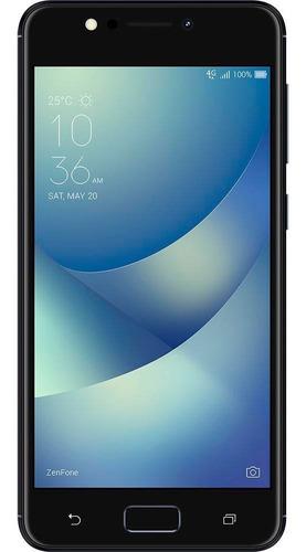 smartphone asus max m1, preto zc520kl, tela de 5,2  32gb