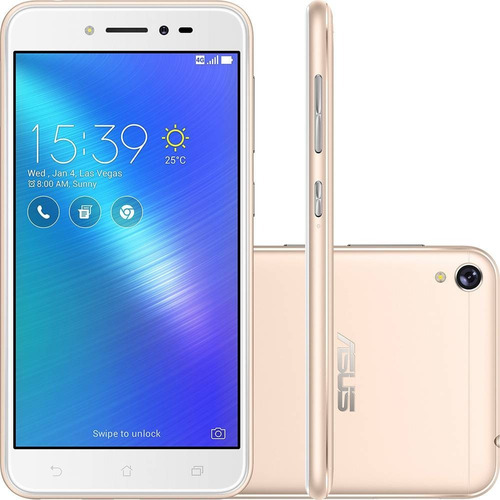 smartphone asus zenfone live 16gb dual 2gb ram 13 mp zb501kl