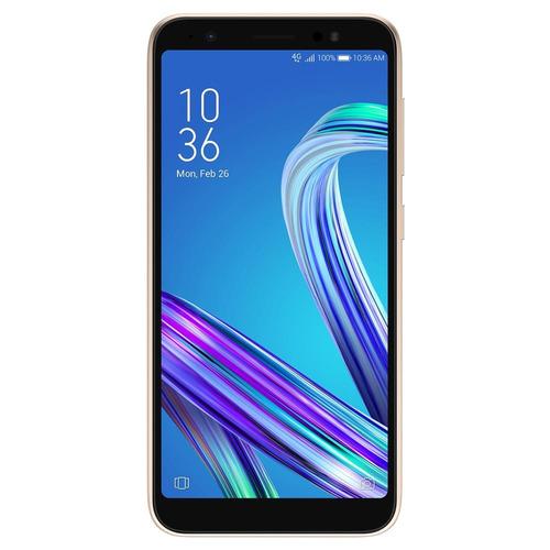 smartphone asus zenfone live l1  32gb 2gb ram 13mp ouro