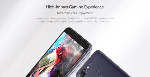 smartphone asus zenfone max plus 32gb tela 5.7'' zb570tl