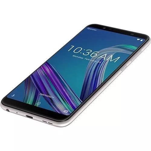 53bd3405ba Smartphone Asus Zenfone Max Pro M1 Prata 32gb Com Garantia - R ...