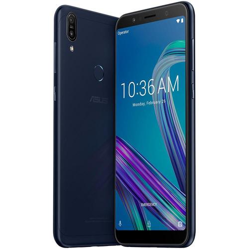 smartphone asus zenfone max pro m1,preto,zb602kl 6,64gb,16mp