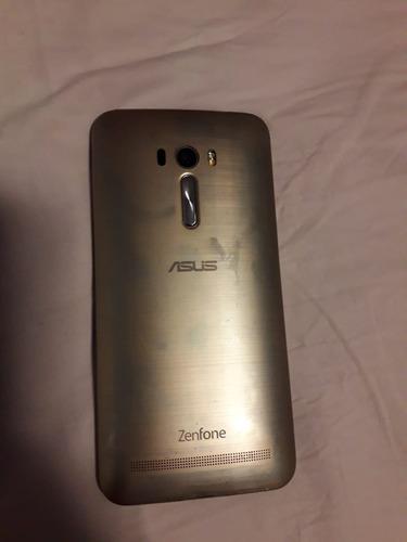 smartphone asus zenfone selfie zd551klgold 32gb, dual chip,