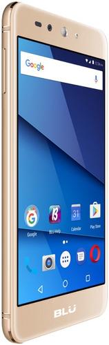 smartphone blu grand x lte gold dual sim liberado