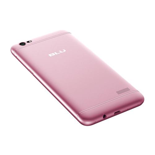 smartphone blu grand x lte rose gold dual sim liberado