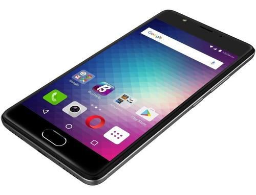 smartphone blu life one x2 grey (open box)