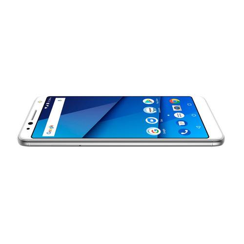 smartphone blu vivo one silver + batería mophie 2600 rosada