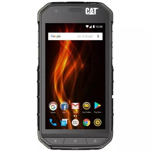 smartphone caterpillar cat s31 16gb dual chip + 3 brindes e