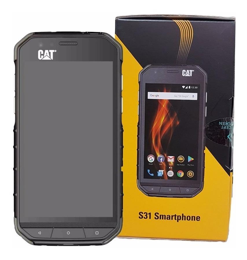 Smartphone Caterpillar Cat S31 2gb16gb Lte Dual Tela 47