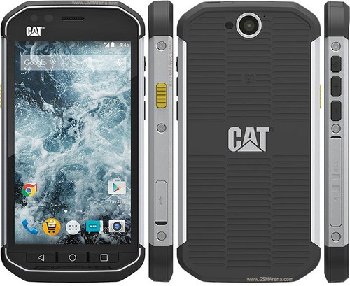 smartphone caterpillar cat s40 4g lte 16gb resistente libre