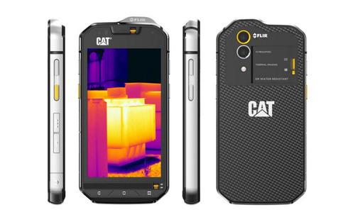 smartphone caterpillar cat s60 32gb tela 4.7 + nf
