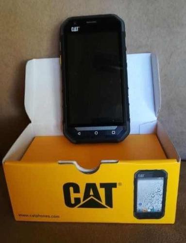 smartphone caterpillar s-31 dual sim p. entrega