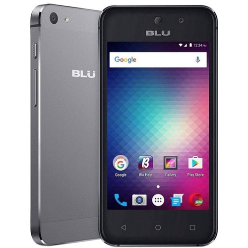 smartphone celular blu vivo 5 mini v050eq 3g com nf + capa