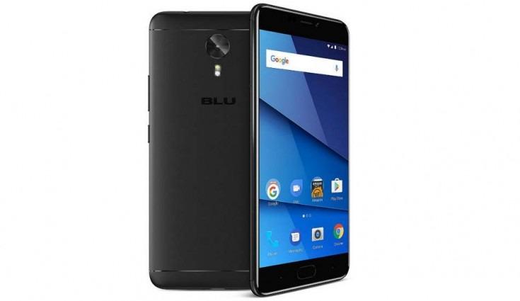 e4dbf4165 Smartphone Celular Blu Vivo 8 4g Lte Tela 5.5 Preto - R  1.200