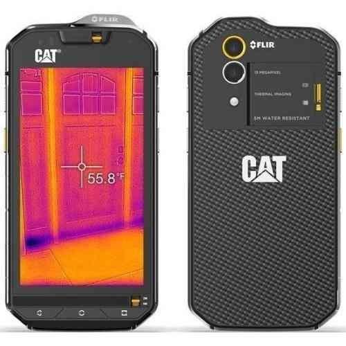 smartphone celular caterpillar cat s60 32gb câm térmica 4g