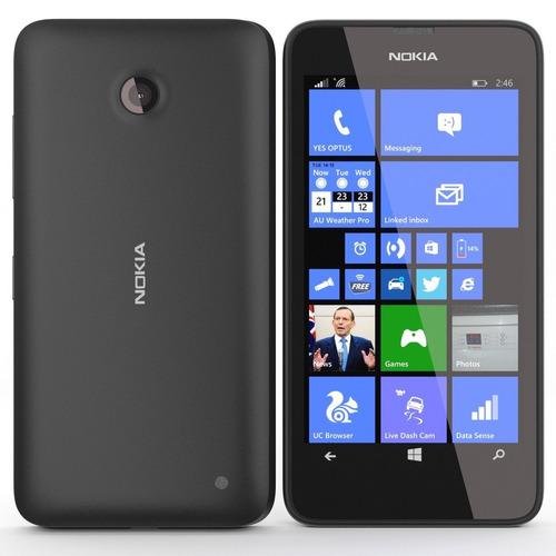 smartphone celular lumia 635 4g windows phone garantia