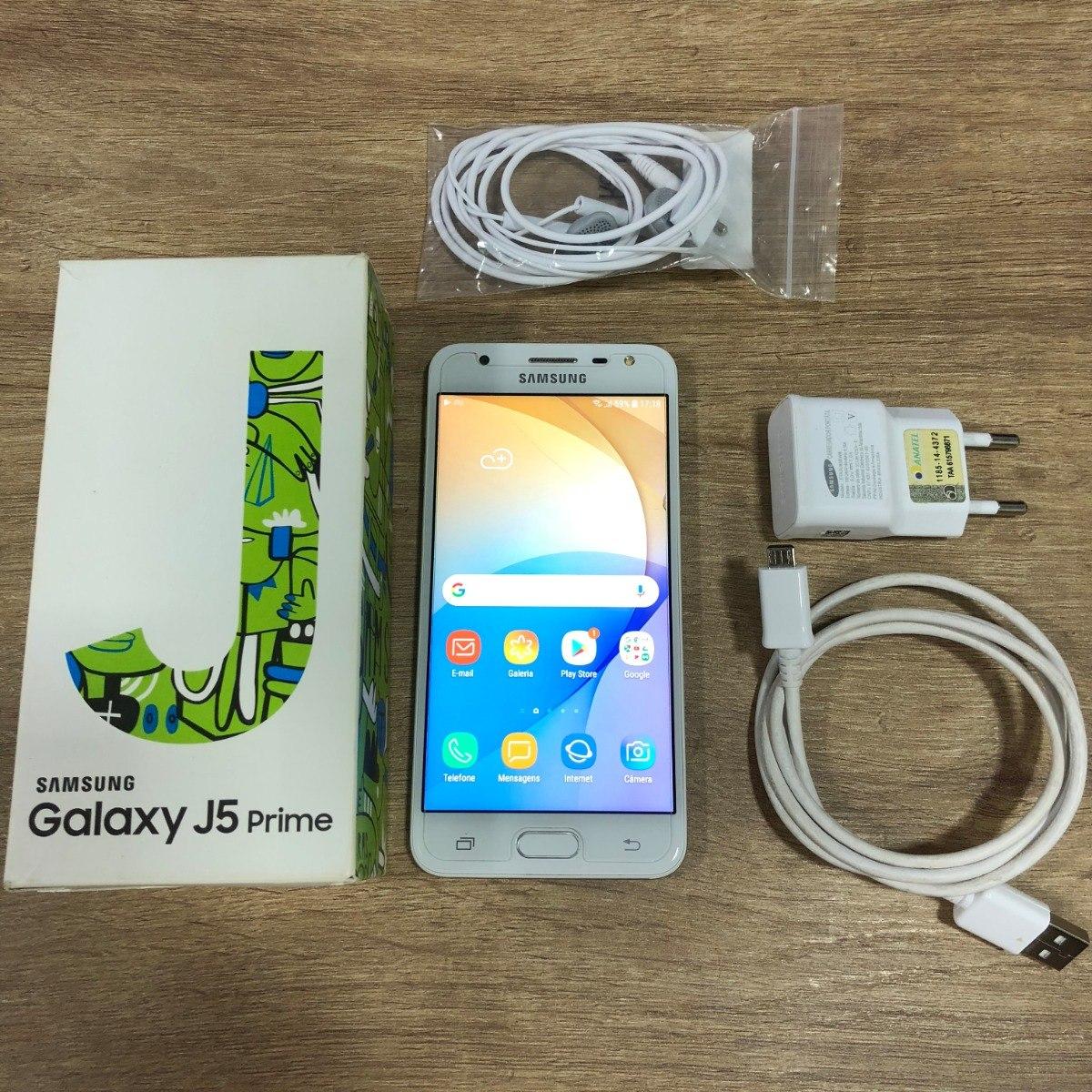 1867e58e1 ... Smartphone Samsung Galaxy J7 Prime Duos Dourado Com 32gb E Bom  Smartphone Samsung Galaxy J5 Prime ...