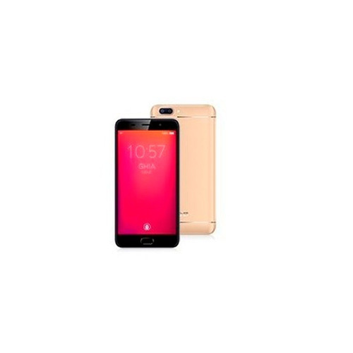 smartphone ghia zeus 5.5  android 7 1gb 8gb champagne