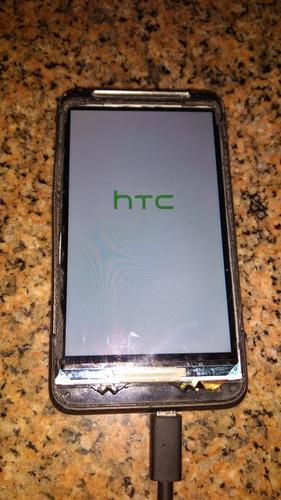 smartphone htc at&t inspire astillado
