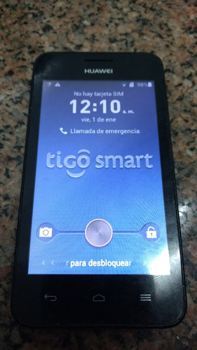 smartphone huawei ascend y330 a revisar