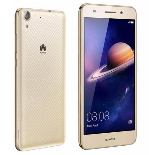 smartphone huawei y6ii, 5.5 , android 6.0, lte, dual sim