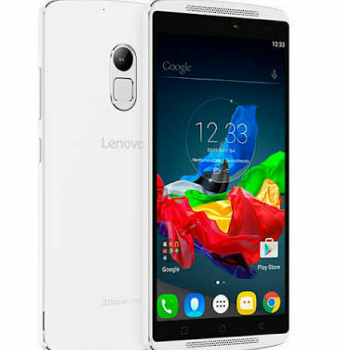 72993eacba1 Smartphone Lenovo Vibe A7010 Branco Semi Novo - R$ 650,00 em Mercado ...