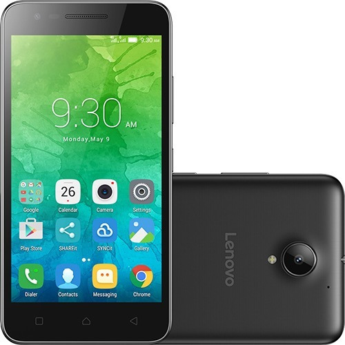 smartphone lenovo vibe c2 dual chip tela 5 preto 8gb 4g