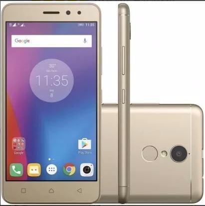 smartphone lenovo vibe k6 16gb 5'' 12x sem juros