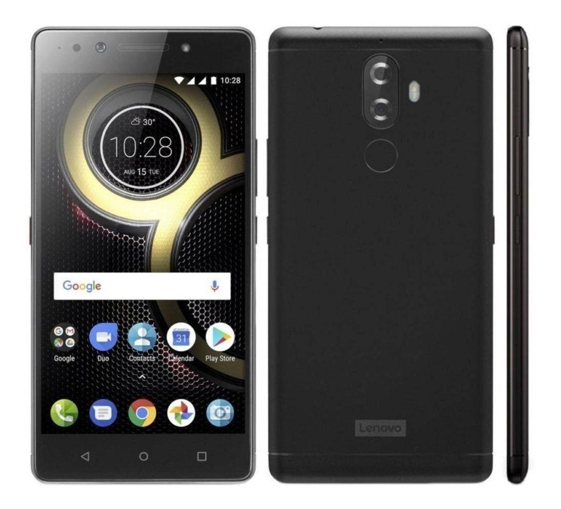 9c6e31b2b75 Smartphone Lenovo Vibe K8 Plus 32gb Mem 3gb Ram 4g Dual Chip - R ...