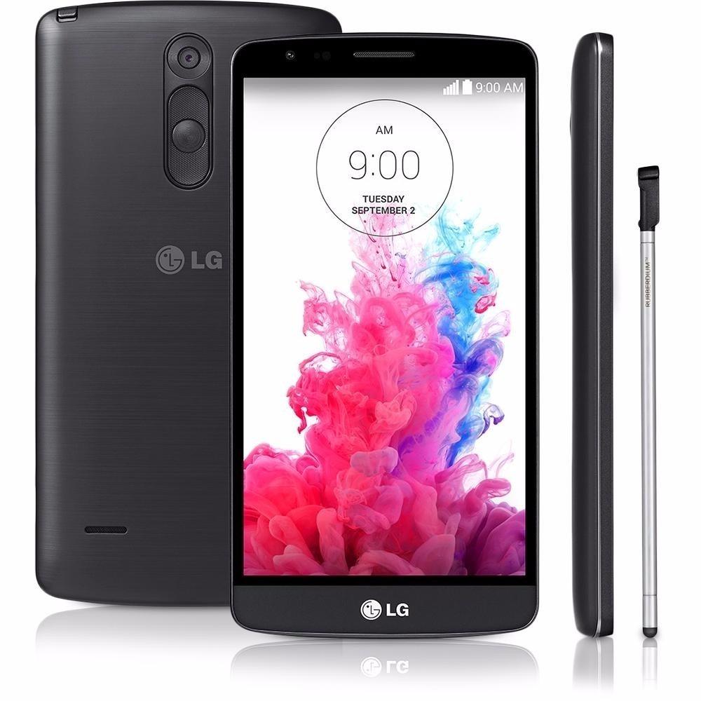 d13f4c95222 Smartphone Lg G3 Stylus D690 Dual - Tela 5.5 - 13mp Vitrine - R$ 579,88 em  Mercado Livre