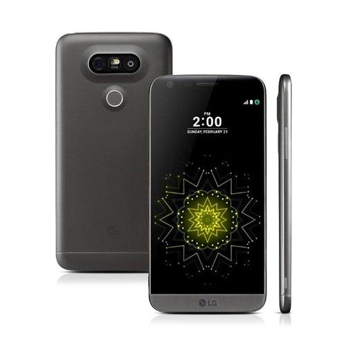 smartphone lg g5 h840 32gb 4g nacional original vitrine
