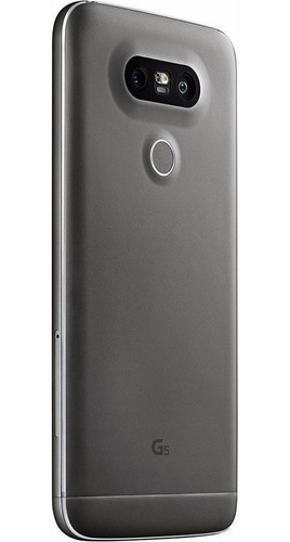 smartphone lg g5 h840 titânio - 32gb, 4g, 5.3 , android 6.0