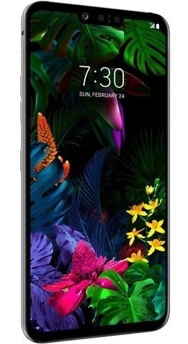 smartphone lg g8 thinq 128gb - gray