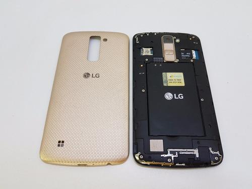 smartphone lg k10 - lgk430-ds fotos reais com nota