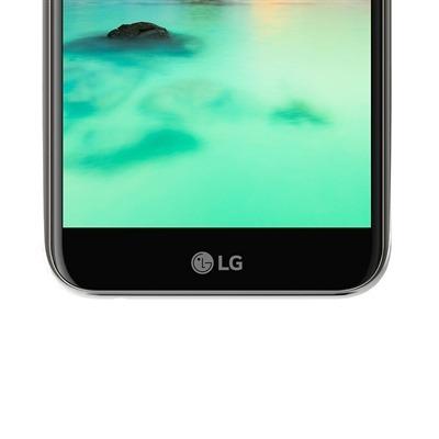 smartphone lg k10 m250ds preto, dual chip, tela 5.3 , 4g